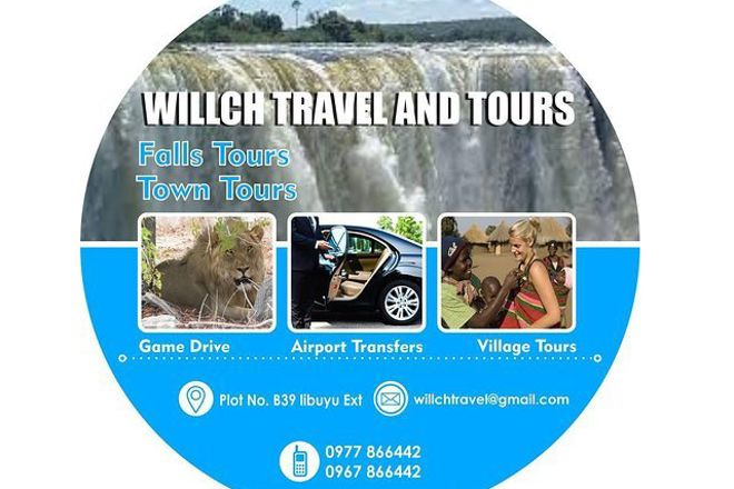 Willch Travel And Tours, Livingstone, Zambia