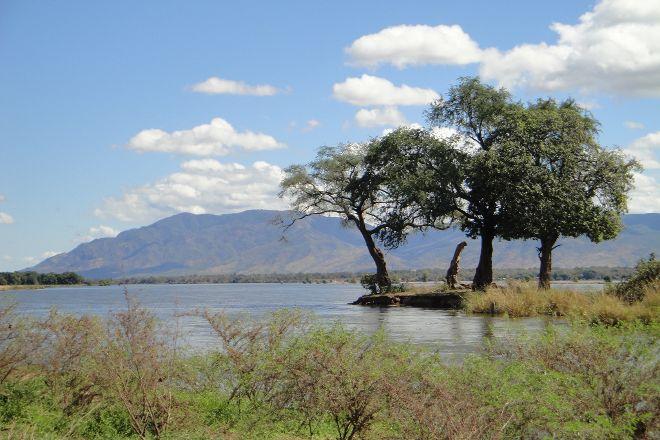Zambezi River, Senanga, Zambia