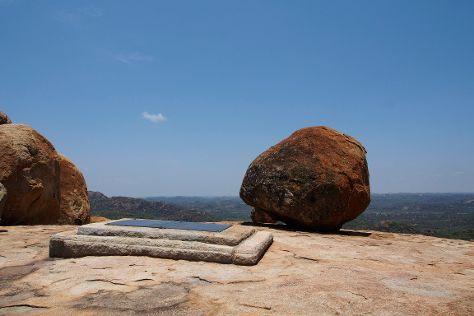 Cecil Rhode's Burial Place, Matobo National Park - The Matopos, Zimbabwe