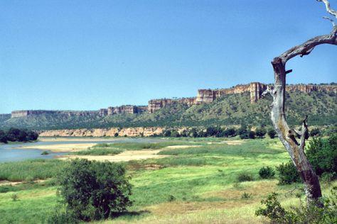 Gonarezhou National Park, Chiredzi, Zimbabwe