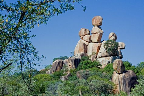 Matobo National Park - The Matopos