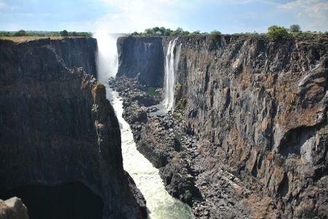 Mosi-oa-Tunya / Victoria Falls National Park, Victoria Falls, Zimbabwe