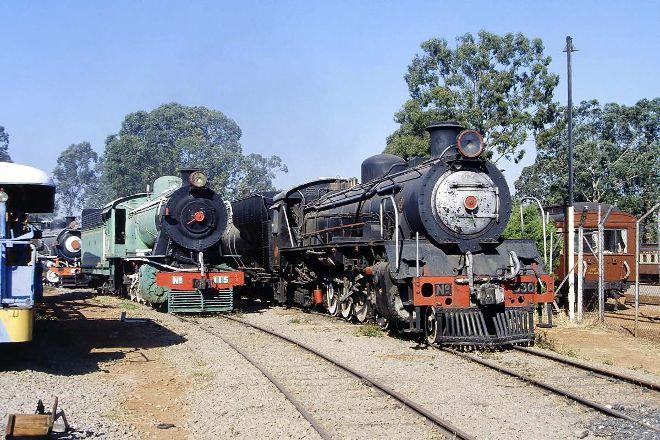 Bulawayo Railway Museum, Bulawayo, Zimbabwe
