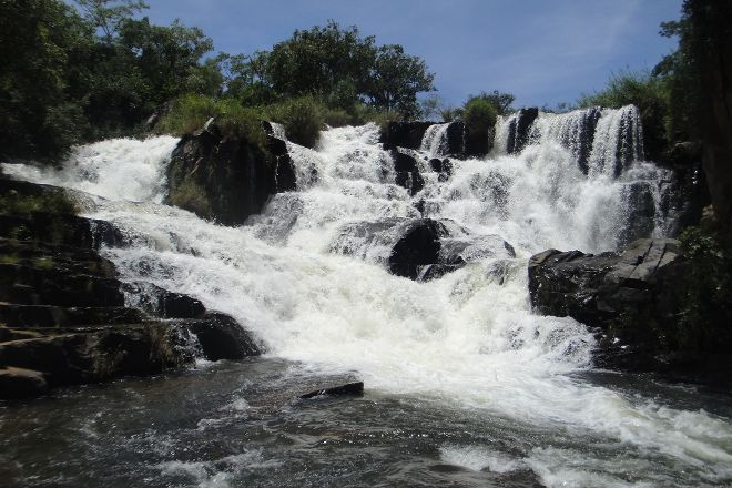 Inyangombe Falls, Nyanga, Zimbabwe