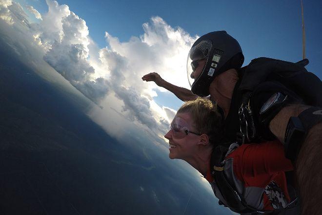 Skydive Tandem Company, Victoria Falls, Zimbabwe