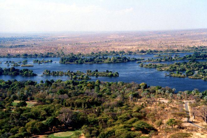 Zambezi River, Msuna, Zimbabwe